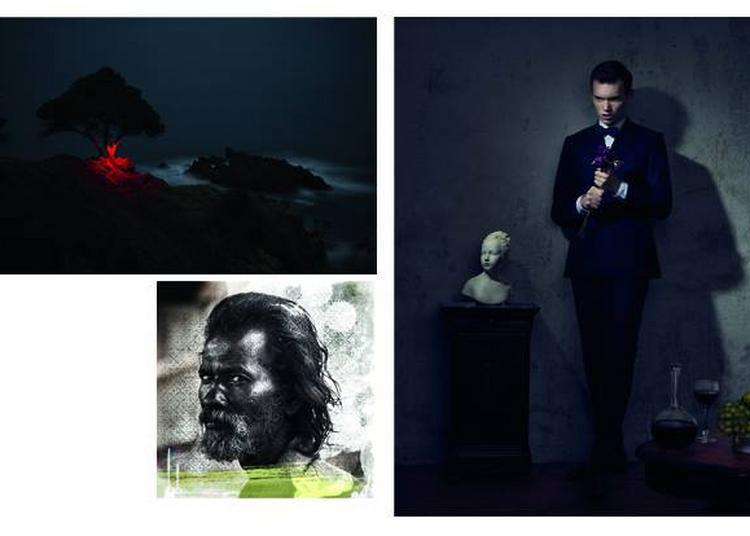 Narrations photographiques avec Allory / Malo / Rivals à Boulogne Billancourt