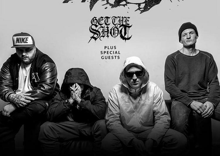 Nasty + Lionheart + Get The Shot à Paris 11ème