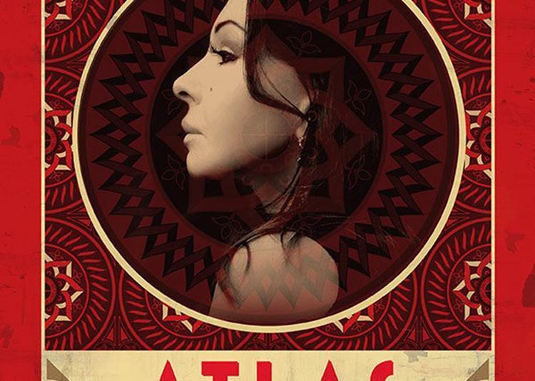 Natacha Atlas à Paris 10ème