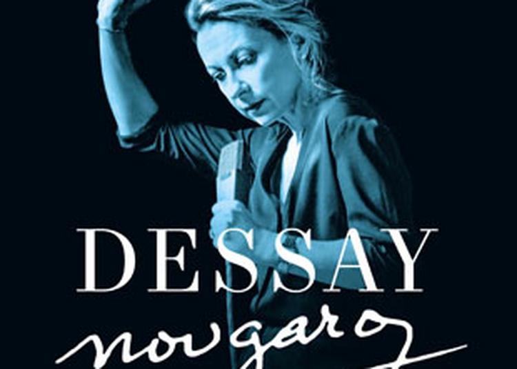 Natalie Dessay chante Claude Nougaro à Paris 10ème