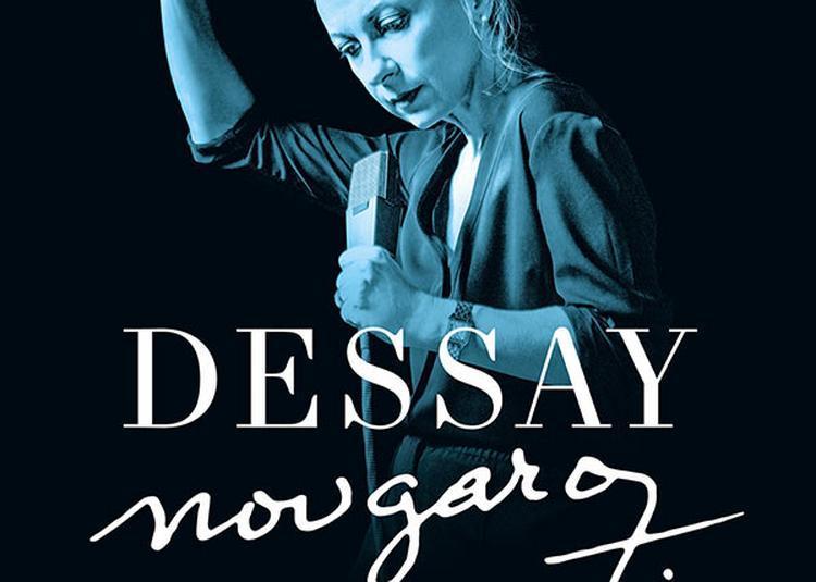 Natalie Dessay Chante Nougaro à Bordeaux