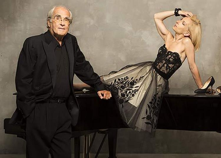 Natalie Dessay & Michel Legrand à Paris 8ème