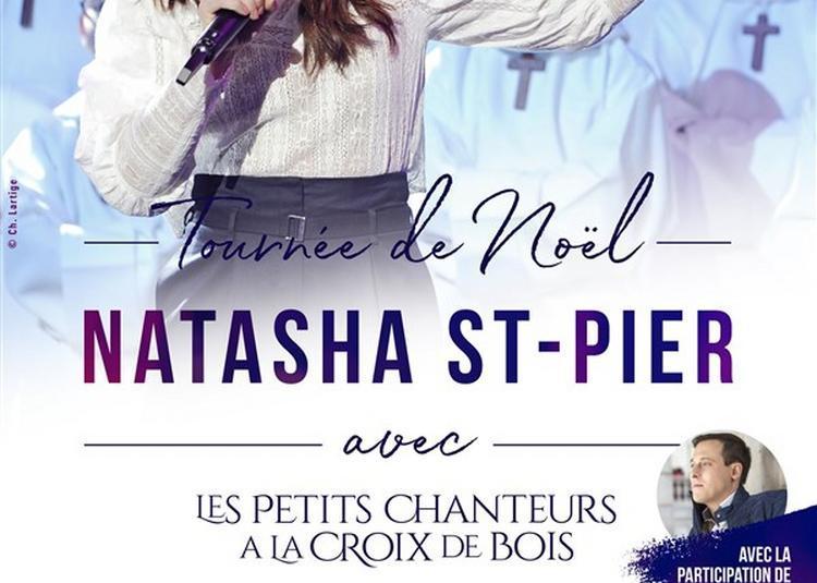 Natasha St Pier : Tournée De Noël à Saint Pol sur Ternoise