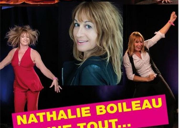 Nathalie Boileau Donne Tout ... Sauf La Recette à Paris 19ème