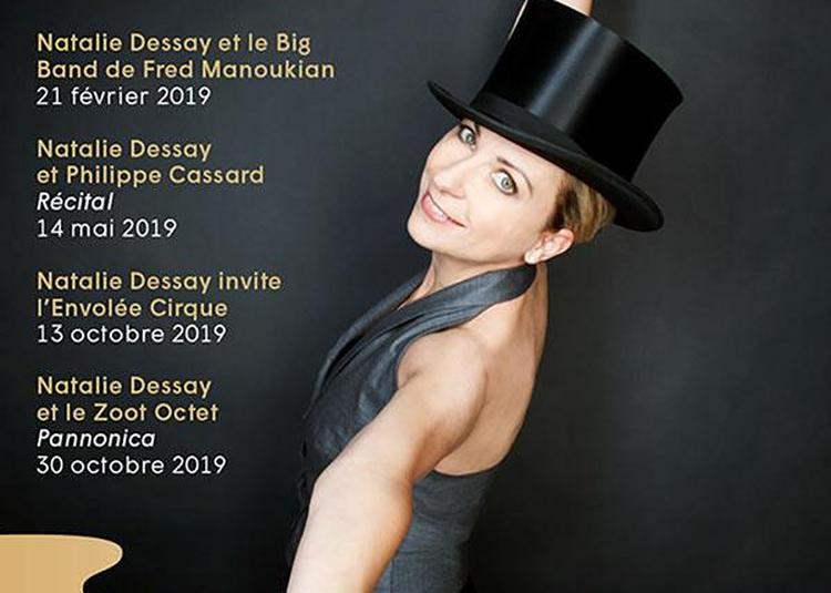 Nathalie Dessay Chante Broadway à Boulogne Billancourt