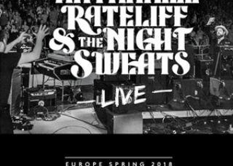 Nathaniel Rateliff & The Night Sweats à Paris 18ème