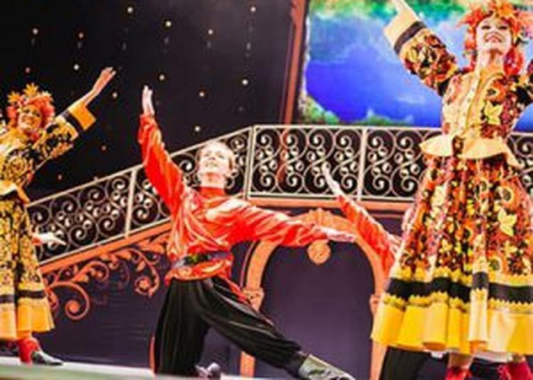 National Folk Dance à Enghien les Bains