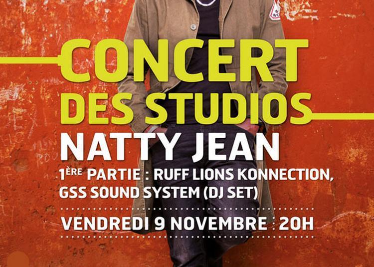 Natty Jean à Antony