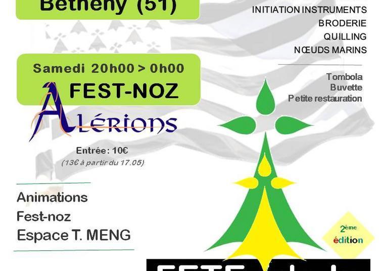 2nde édition de la Fête de la Bretagne en Champagne-Ardenne 2019