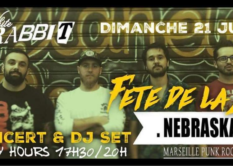 NEBRASKA & Dj Set à Marseille