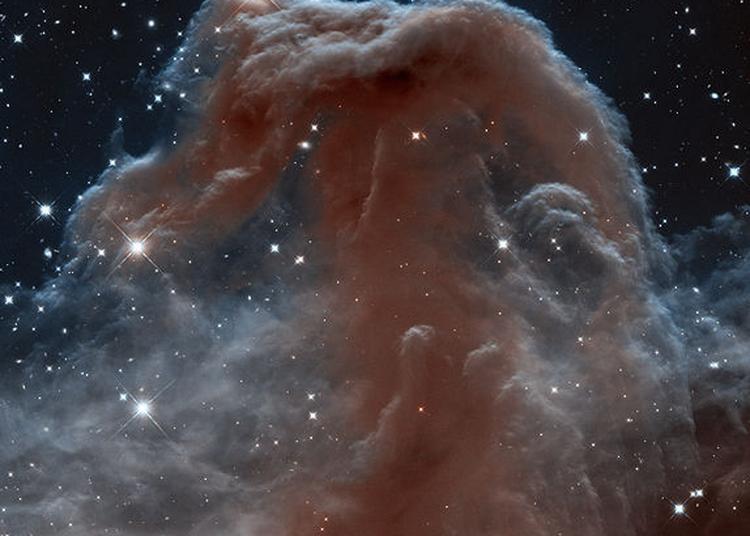 Regards Croisés - Art et astronomie, dialogue entre Antoine Leperlier et le télescope spatial Hubble (exposition extra muros) à Nancay