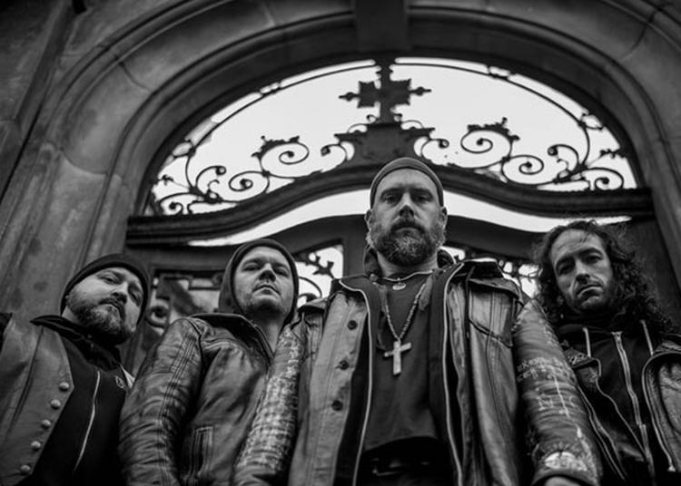Necros Christos + Ascension à Rennes