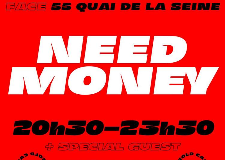 Need Money et Koule à Paris 19ème
