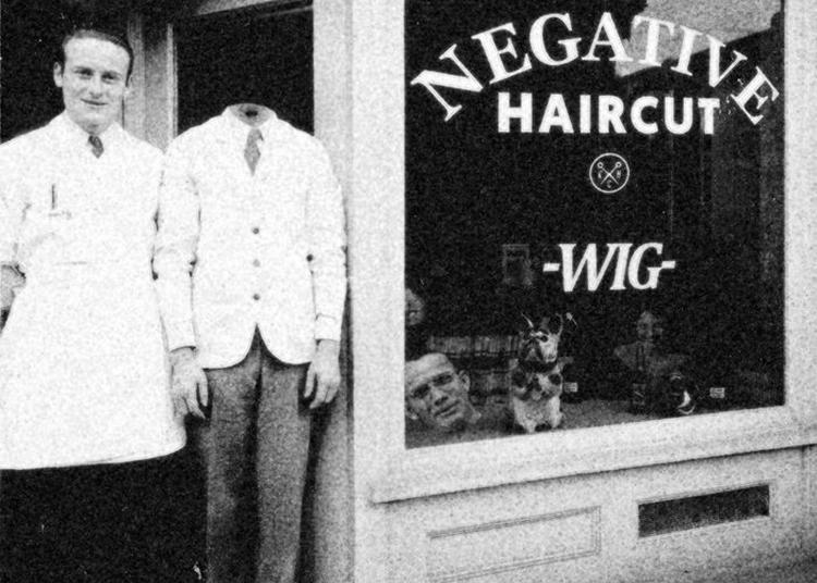 Negative Haircut à Besancon