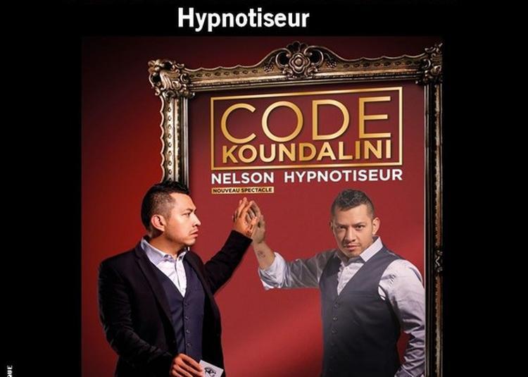 Nelson Koundalini à Paris 19ème