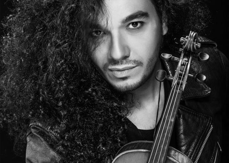 Nemanja Radulovic Au Violon à Paris 8ème