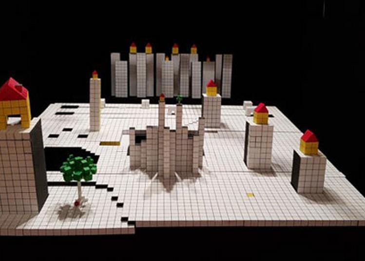 New Block City à La Teste de Buch