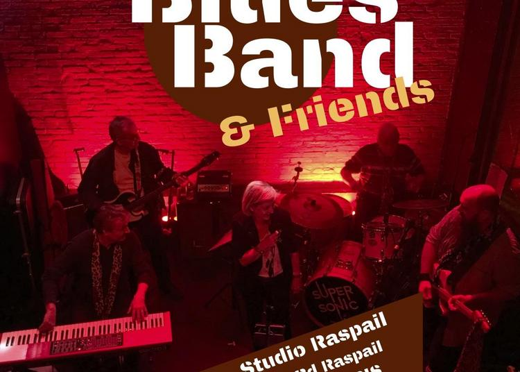 New Blues Band & Friends à Paris 14ème