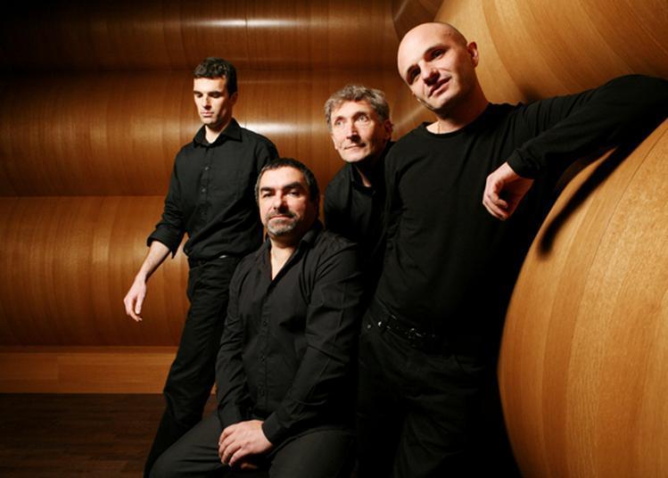 New Meeting Quartet à Nice