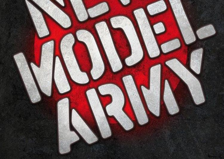 New Model Army à Paris 19ème