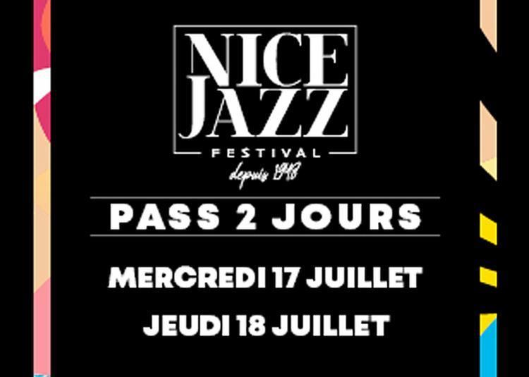 Nice Jazz Festival Pass Mer + Jeu du 17