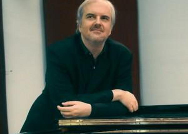 Nicholas Angelich / Bach/Busoni, Beethoven, Brahms, Prokofiev à Paris 19ème