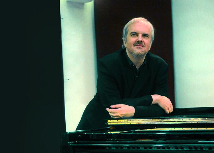 Nicholas Angelich - Récital piano Bach / Busoni - Beethoven - Brahms - Prokofiev à Sete