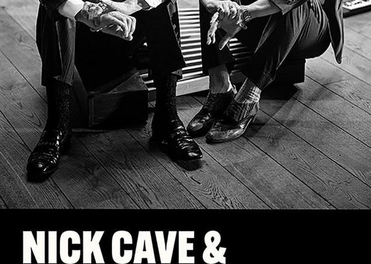 Nick Cave & Warren Ellis à Paris 8ème