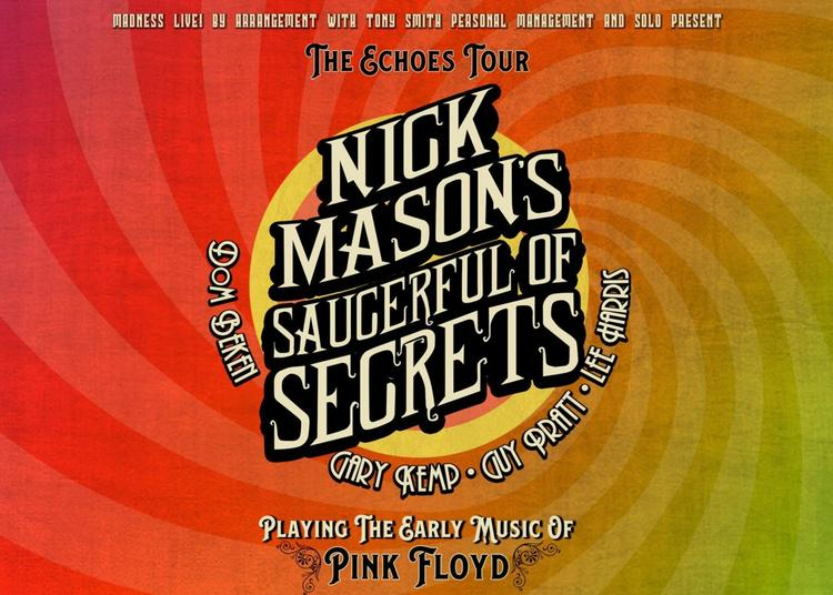 Nick Mason'S Saucerful Of Secrets à Sete