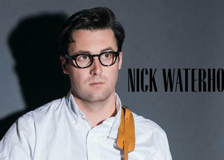Nick Waterhouse à La Rochelle