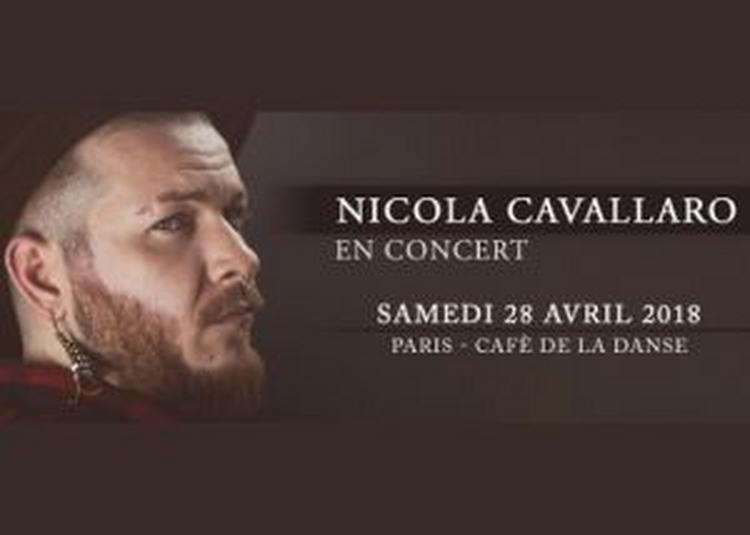 Nicola Cavallaro à Paris 11ème