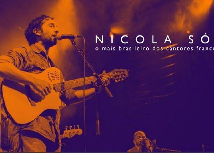 Nicola son duo - Présentation du nouvel album