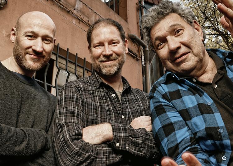 Nicolas Bourel Trio Line Out à Paris 1er