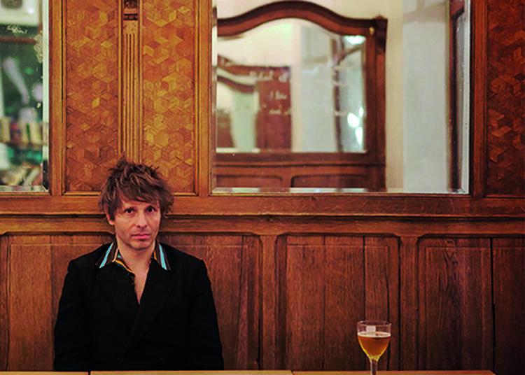 Nicolas Jules (Julie Lagarrigue en 1° partie) au Café Plùm à Lautrec
