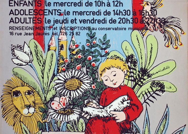 Nicolas Stavro : 40 Ans D'affiches à Villejuif