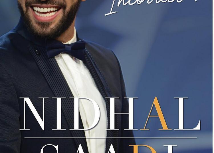 Nidhal Saadi - Diplomatiquement incorrect à Paris 15ème