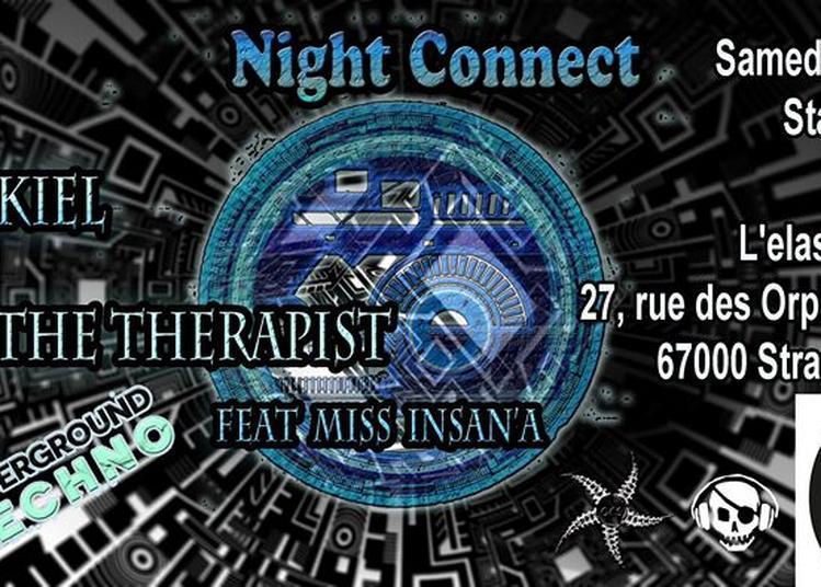 Night Connect à Strasbourg