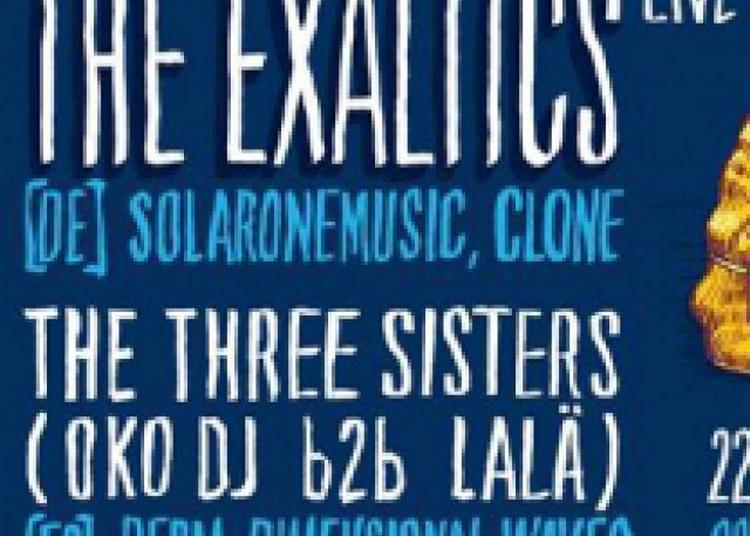 Night Drive & Athletic Knights Présentent The Exaltics Live à Paris 13ème