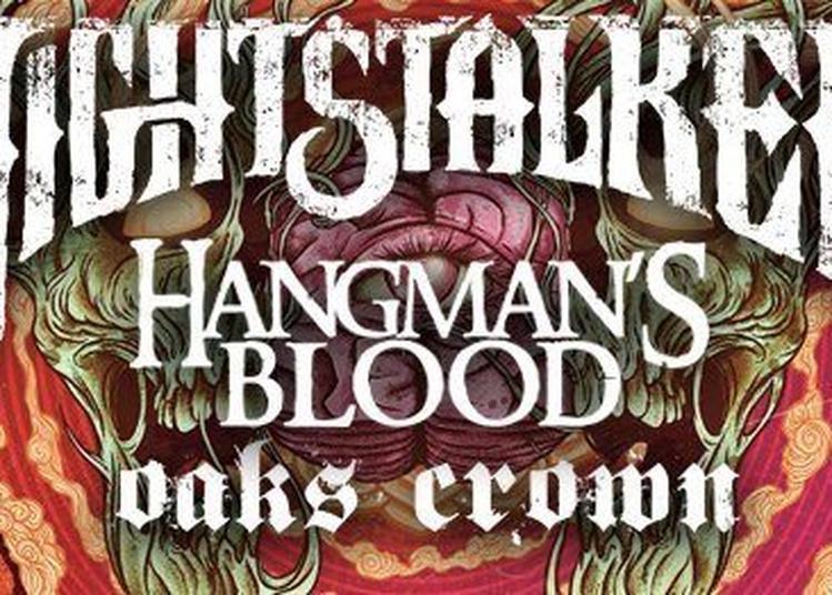 Nightstalker- Hangman's Blood - Oaks Crown à Nantes