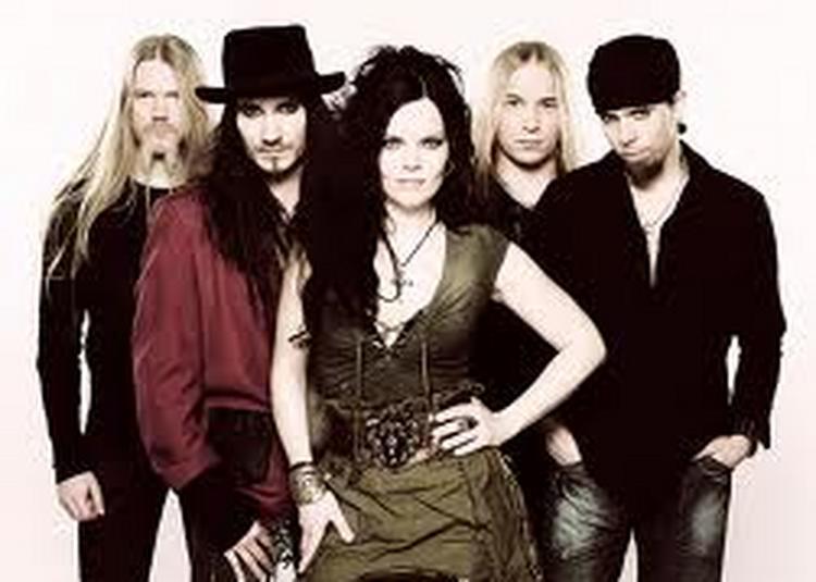Nightwish à Paris 12ème