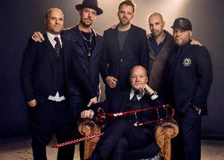 Nils Landgren Funk Unit à Paris 10ème