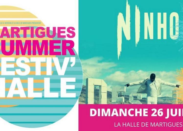 Ninho + 1ere Partie à Martigues
