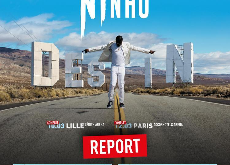 Ninho - report à Paris 12ème