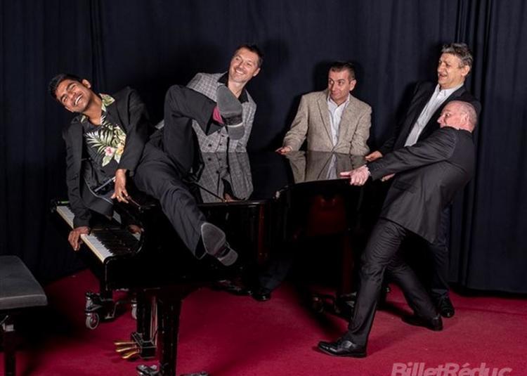 Nirek Mokar & His Boogie Messengers à Le Blanc Mesnil