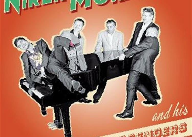Nirek Mokar & His Boogie Messengers à Paris 5ème
