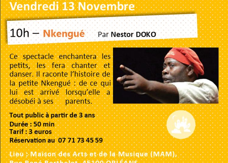 Nkengué à Orléans