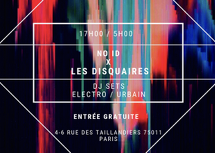 No Id à Paris 11ème