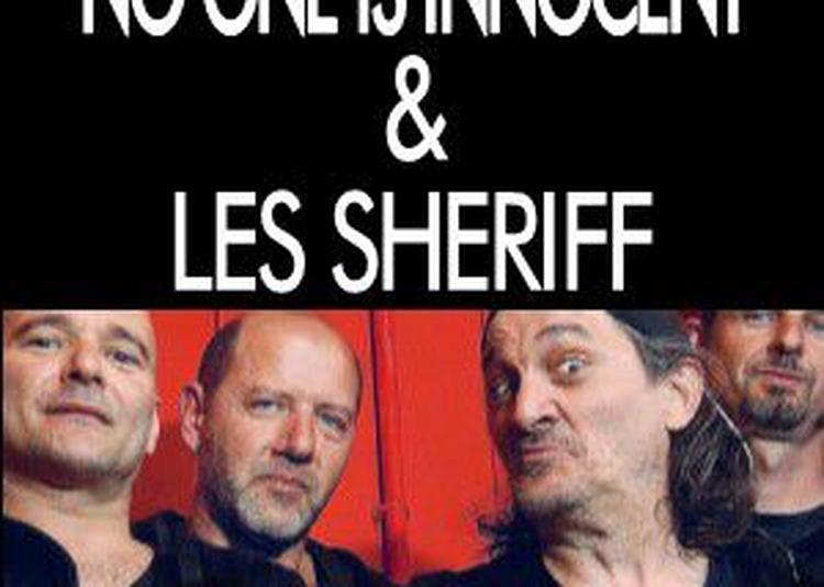 No One Is Innocent // Les Sheriff à Pau