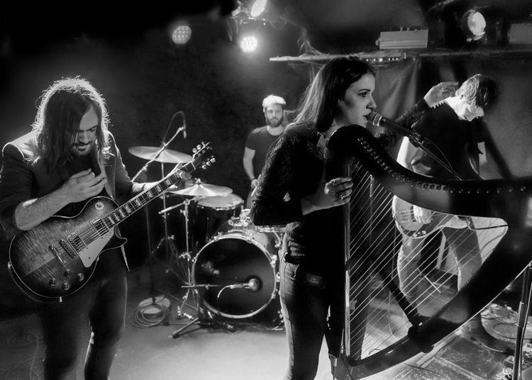 Nobody's Cult unplugged (rock stoner, heavy blues et psyché) à Lautrec