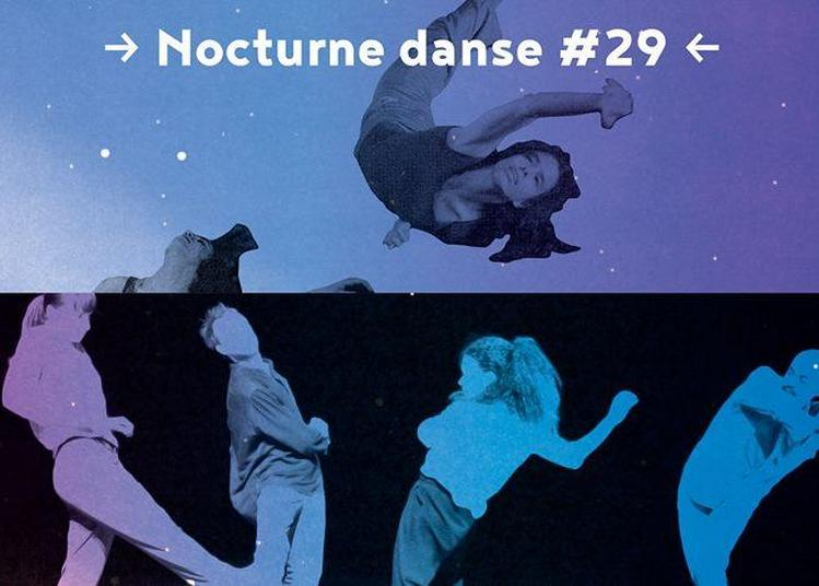 Nocturne danse #29 à Tremblay en France